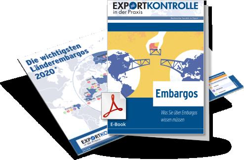Exportkontrolle in der Praxis